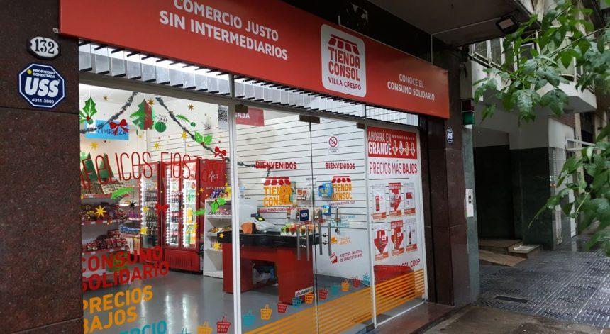 Tienda Consol Villa Crespo